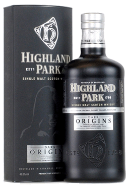 Highland Park Dark Origins Single Malt Scotch Whisky Isle of Orkney 750ml