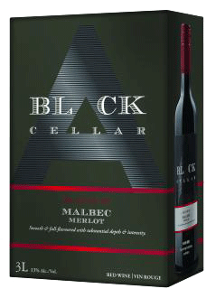 Black Cellar Malbec - Merlot 3000ml