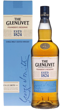 Glenlivet Founder's Reserve Scotch Whisky 750ml