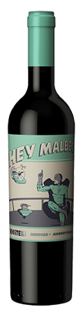 Hey Malbec Malbec 750mL