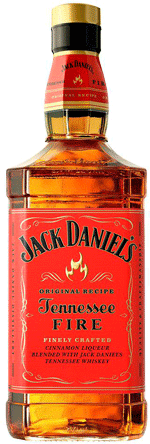 Jack Daniels Tennessee Fire Whisky 750ml