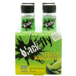 Black Fly Margarita 4 x 400ml