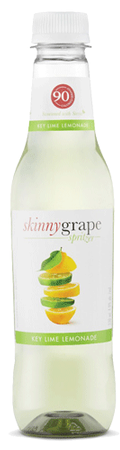 Skinnygrape Key Lime Lemonade Spritzer 4 x 330ml