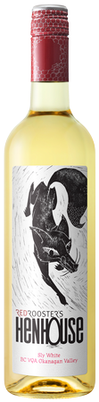 Red Rooster Hen House Sly White 750ml