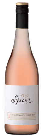 Spier Signature Rose Chardonnay Pinot Noir Blend 750ml
