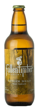 Fallentimber Meadery Ginger Mead 500ml