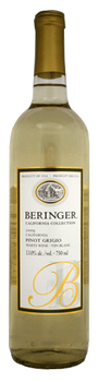 Beringer California Pinot Grigio 750mL
