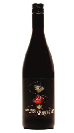 Spinning Top Pinot Noir 750ml