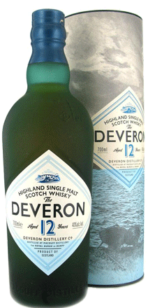 The Deveron 12yr Old Scotch Whisky 750ml