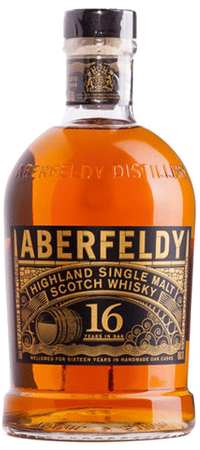 Aberfeldy 16 Yr. Old Scotch Whisky 750ml
