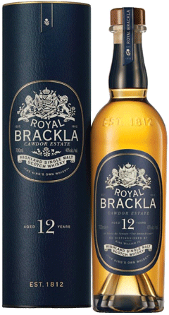 Royal Brackla 12yr Old Scotch Whisky 750ml