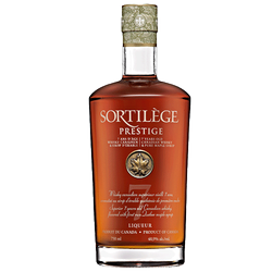 Sortilege 'Prestige' Maple Syrup Whisky 750ml