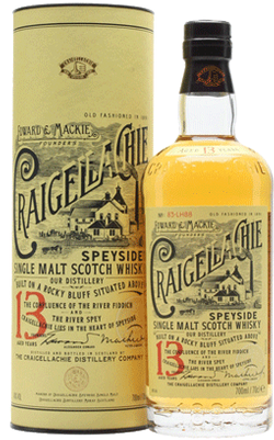 Craigellachie 13yr Old Scotch Whisky 750ml