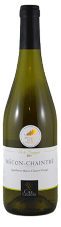 Macon-Chaintre Unoaked Chardonnay 750ml