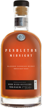 Pendleton Midnight Hood River Canadian Whisky 750ml