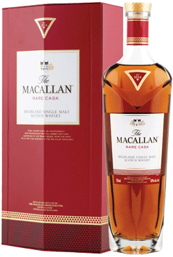 The Macallan Rare Cask Single Malt Whisky 750ml