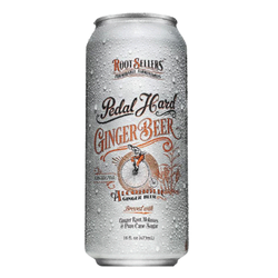 Root Sellers 'Pedal Hard' Ginger Beer 4 x 473ml