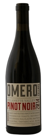 Omero Cellars Pinot Noir 750ml
