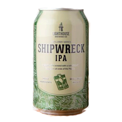 Lighthouse Brewing Shipwreck IPA 6 x 355ml