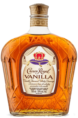 Crown Royal Vanilla Whisky 750ml