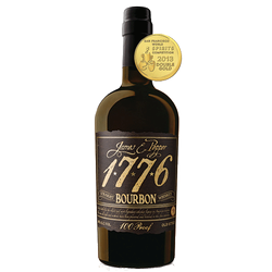 James E. Pepper 1776 Straight Bourbon Whiskey 750