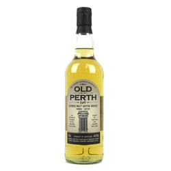 Old Perth Peaty Blended Malt Whisky 700ml
