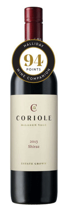 Coriole Estate Shiraz 750ml Image