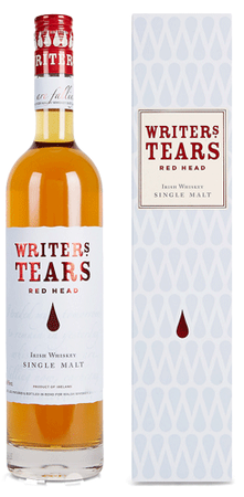 Writers Tears Red Head Single Malt Irish Whisky 700ml
