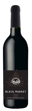 Black Market Wine Co. Syrah 750ml