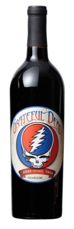 Wines That Rock The Grateful Dead 'Steal Your Face' Red Blend 750mL
