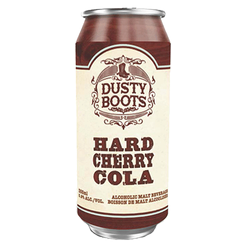Dusty Boots Hard Cherry Cola 6 x 355ml