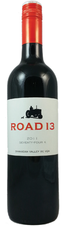 Road 13 Seventy-Four K Red Blend 750ml