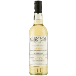Carn Mor Strictly Limited Loch Lomond 6yr Old Single Malt Scotch Whisky 700ml
