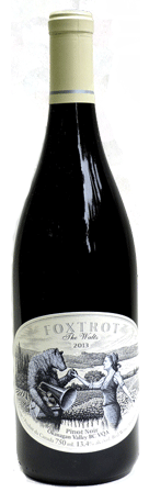 Foxtrot The Waltz Pinot Noir 750ml