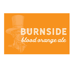 Medicine Hat Brewing Co. Burnside Blood Orange Ale 6 x 355ml Cans