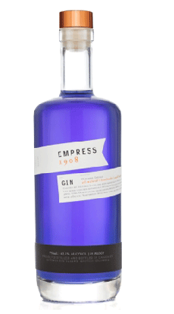 Victoria Distillers Empress 1908 Gin 750ml