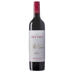 Irvine Estate Merlot 750ml