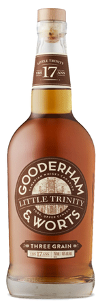 Gooderham & Worts Little Trinity Canadian Whisky 750ml