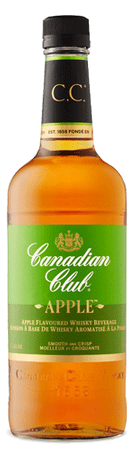 Canadian Club Apple Whisky 750ml