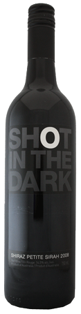 Shot In The Dark Shiraz-Petite Sirah 750ml