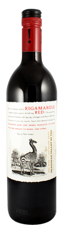 Rigamarole Red Blend 750mL
