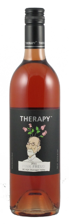 Therapy Vineyards Pink Freud 750mL