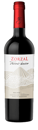 Zorzal Terroir Unico Malbec 750ml