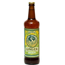 Phillips Brewing Co. Ginger Beer 650ml