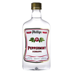 Phillips Peppermint Schnapps 375ml