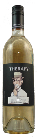 Therapy Vineyards Freudian Sip White Blend 750mL