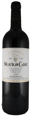 Mouton Cadet Bordeaux Red 750ml