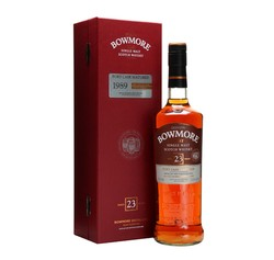 Bowmore 23 Year Old Port Cask Single Malt Scotch Whisky Islay 750ml
