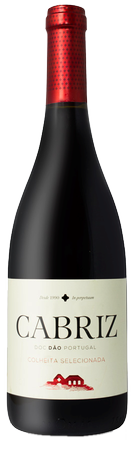 Cabriz Colheita Red Blend 750ml