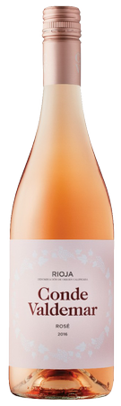 Conde Valdemar Rose 750ml